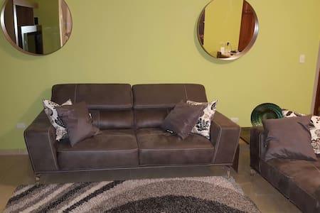 Comfortable two bedroom apartment - Santiago De Los Caballeros - Apartment