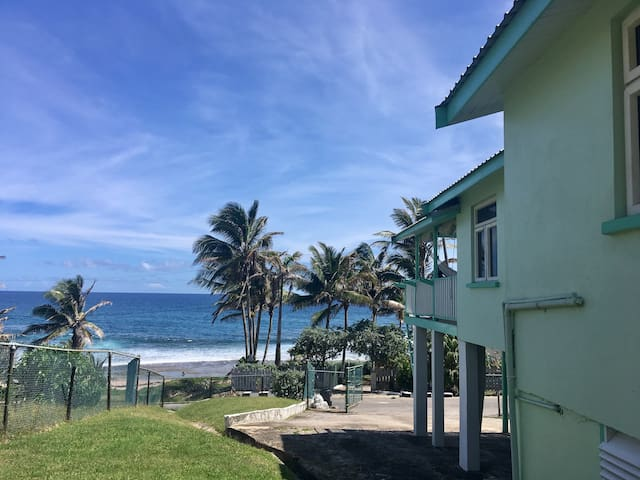 Brees Cottage 4 bedroom Beach House - Bathsheba - Huis