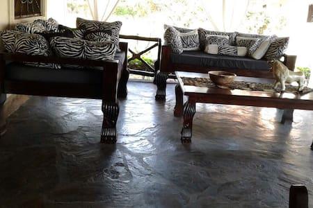 Lavish 3BR Villa on Malindi Coast - Mambrui