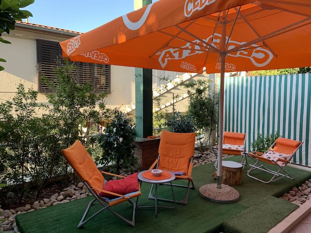 Apartment Rozita Relax Garden