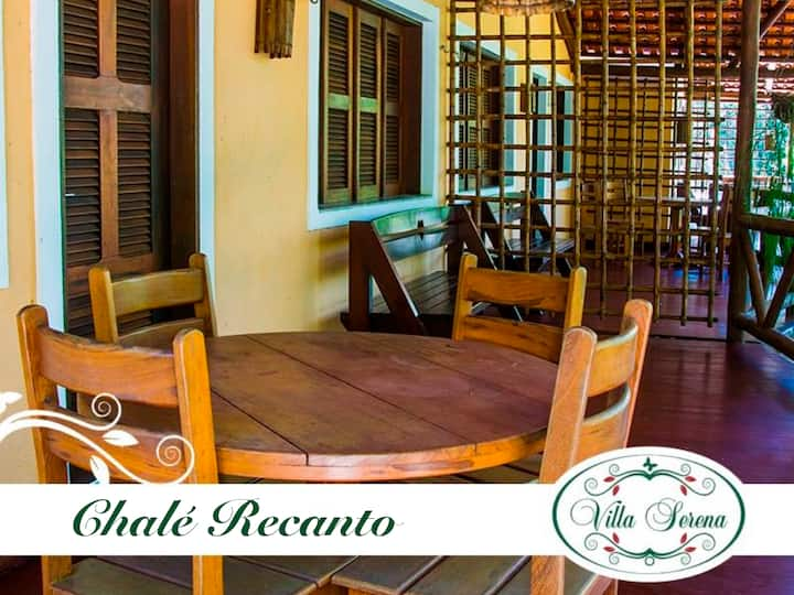 Chalé Recanto, Pousada Villa Serena