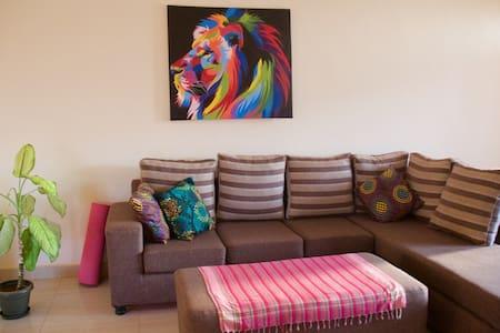 Safe oasis steps away from Kabira Country Club - Kampala