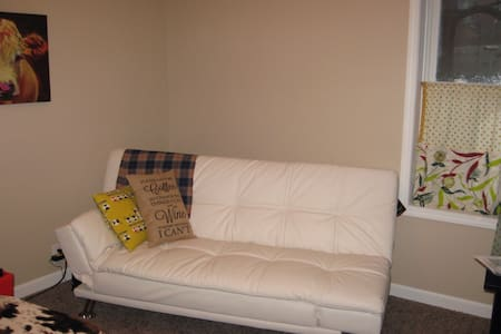 Clean, bright, and comfy home . - Carrollton - Talo