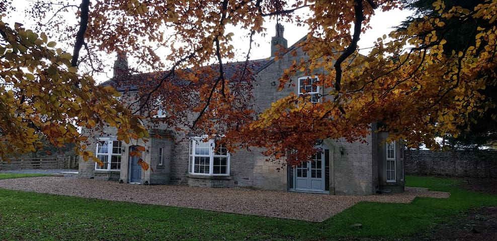 The Old Rectory -Luxurious stylish country retreat