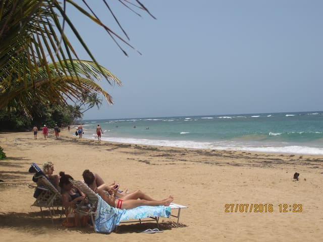 Paradise on the beach - Humacao