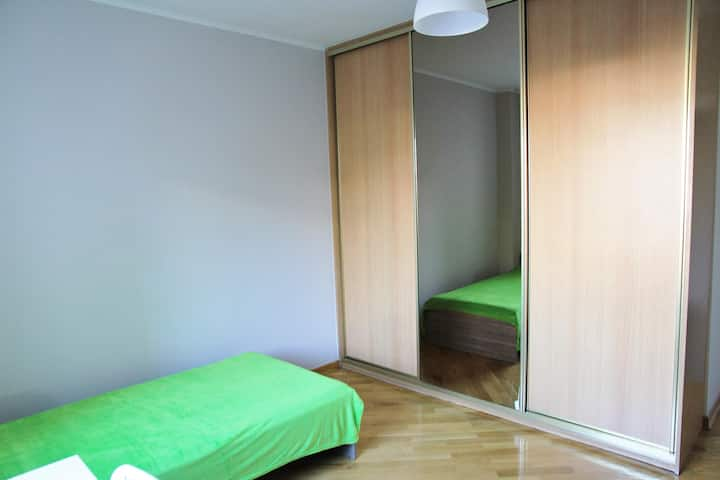 Modern Room in Warsaw