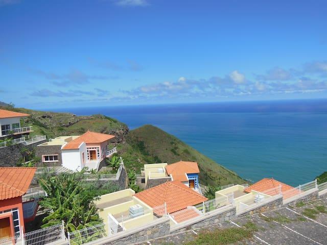 Morabeza Villas (17) Santo Antao Ocean View & Pool