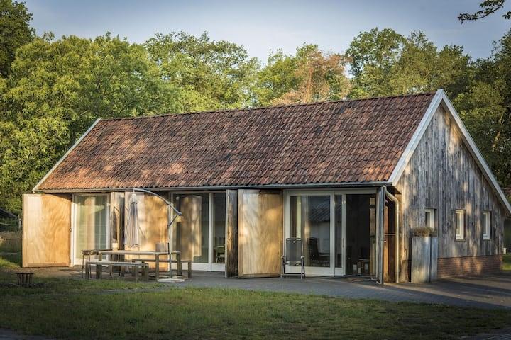 Serene Holiday Home in Haaksbergen with Garden