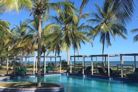 Casa de praia luxuosa e exclusiva - Santa Cruz Cabrália
