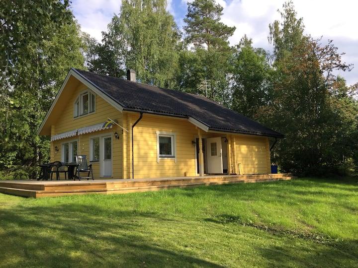Swedish lodge