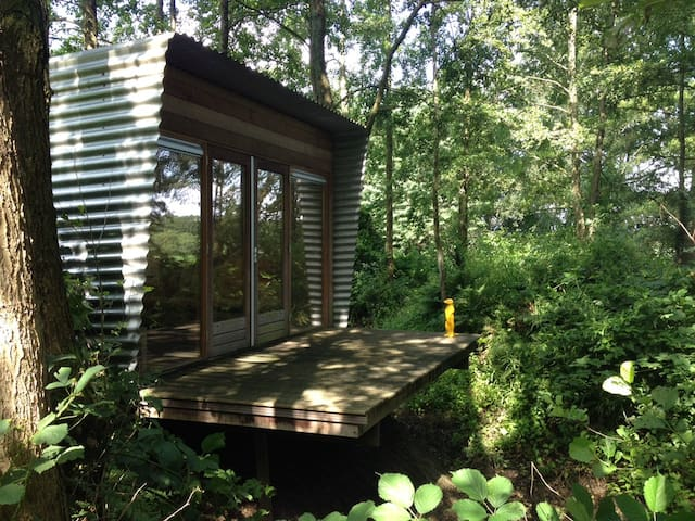 A cool Hut for yourself - Drachten - กระท่อม