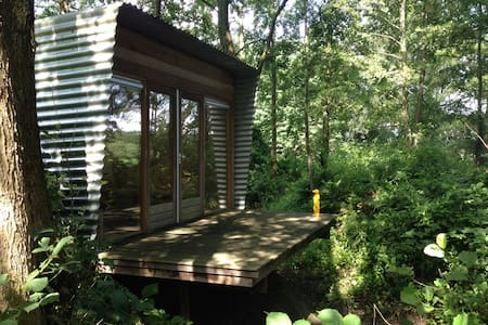 A cool Hut for yourself - Drachten - Skjul
