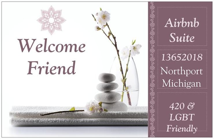 Welcome Friend - Northport