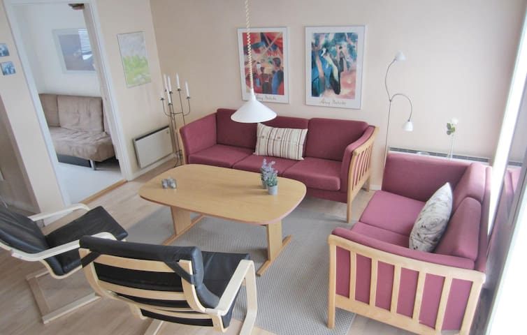 Holiday apartment with 3 bedrooms on 71 m² in Rømø