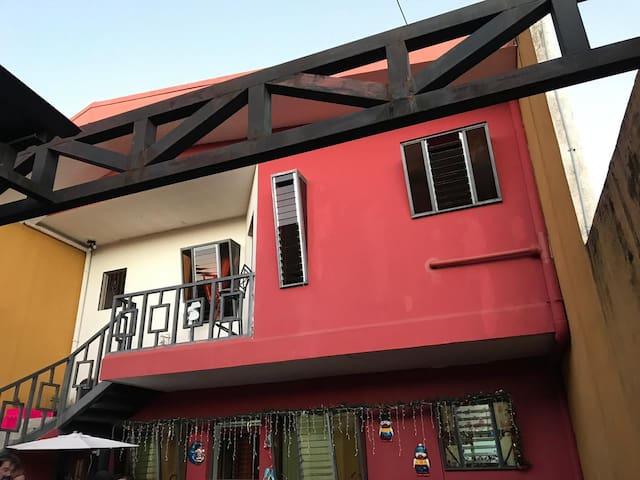 Habitación para 1 o 2 personas en Residencial.