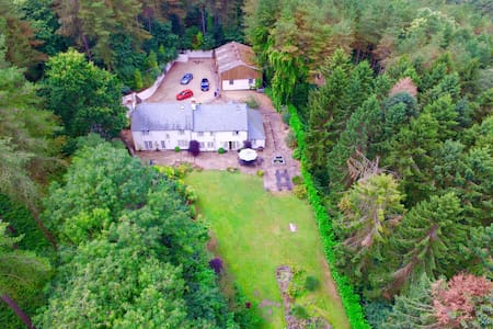 Beautiful 5 bedroom luxury home! - East Budleigh - Huis