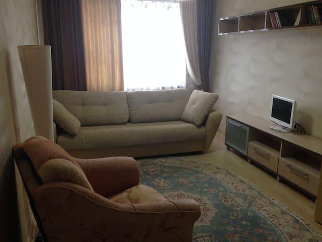 Уютная квартира достаточной площади для 2-4человек - Essentuki - อพาร์ทเมนท์