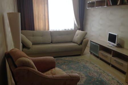 Уютная квартира достаточной площади для 2-4человек - Essentuki - Byt