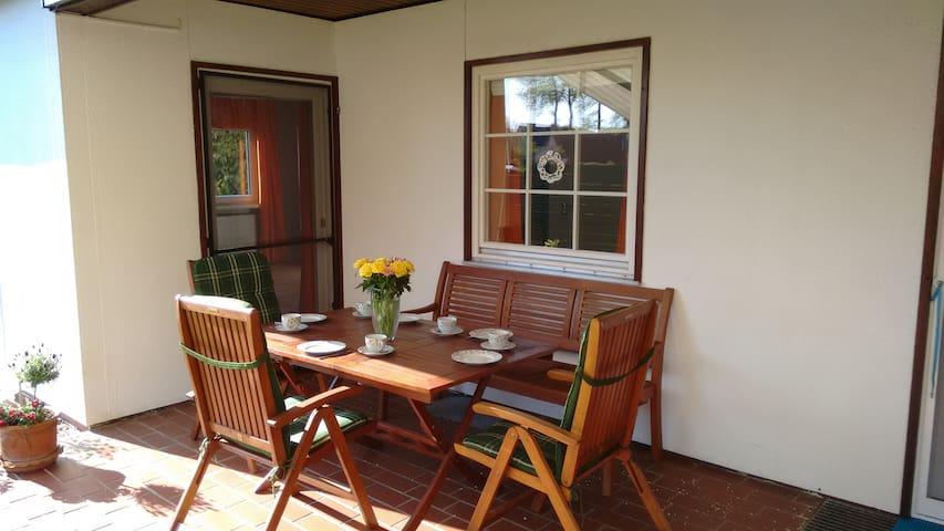 Liebevoll gestaltetes Ferienhaus im Münsterland - Wettringen - Huis