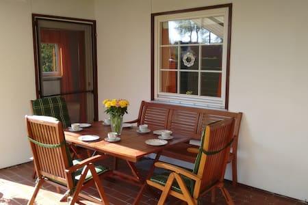 Liebevoll sanierte Doppelhaushälfte im Münsterland - Wettringen