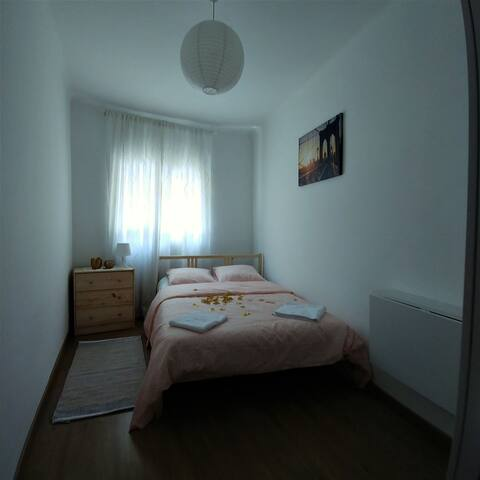 Economic and comfortable double room