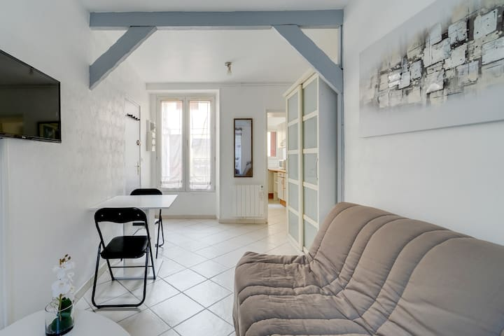 Centre ville Arpajon Appartement 32 M² Sud Paris
