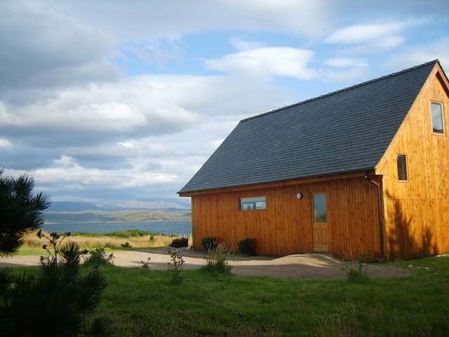 The Lodge at Coille Bheag