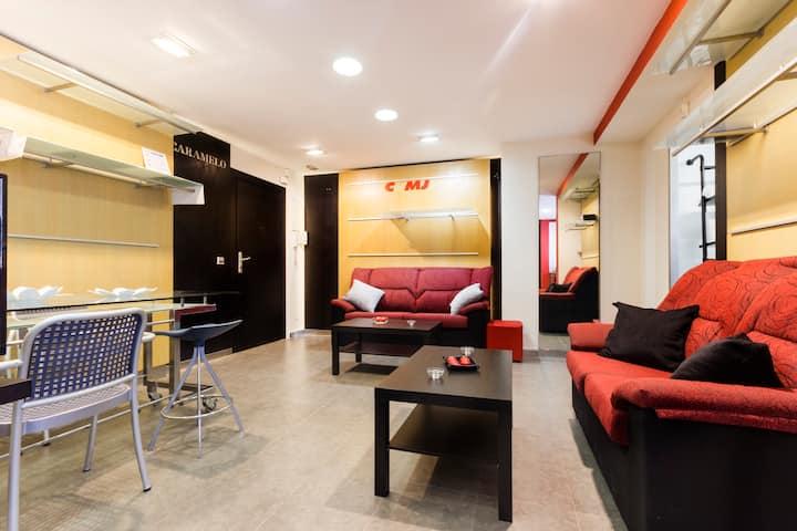 Alicante city center Loft
