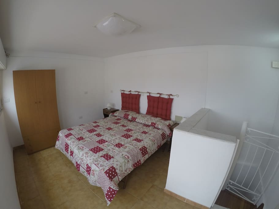 La camera del secondo piano