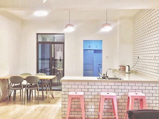 【张宅ZHANG house】140平方三室两厅两卫中西双厨房可煮饭 干净整洁精品装修 超高性价比