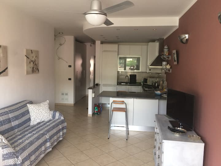 cozy apartment 300 m from the sea