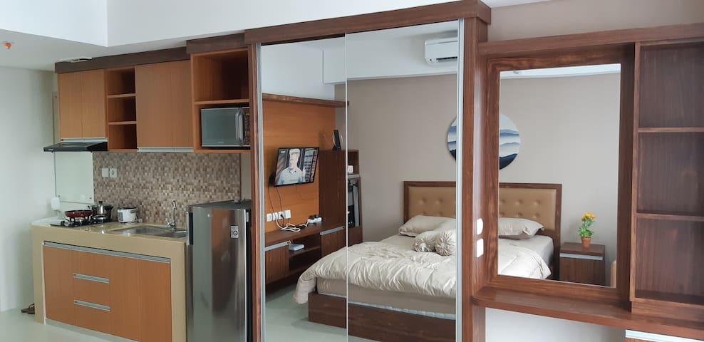 Bintaro Plaza Residences Apartment, Breeze Tower