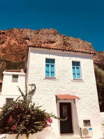 Grandmas Cottage #1 is an independent apartment on the ground floor of a typical traditional house in Leonidio