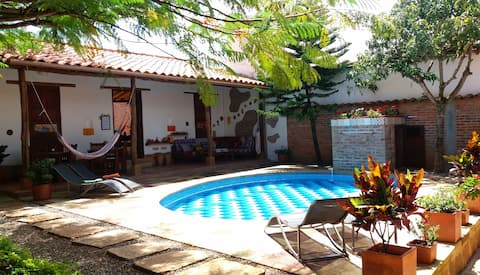 homestay in the historical center of Barichara
