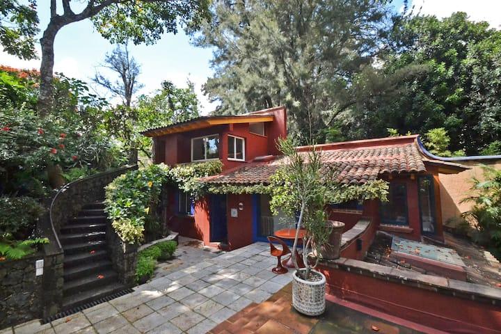 Casa Patio Tepoztlán