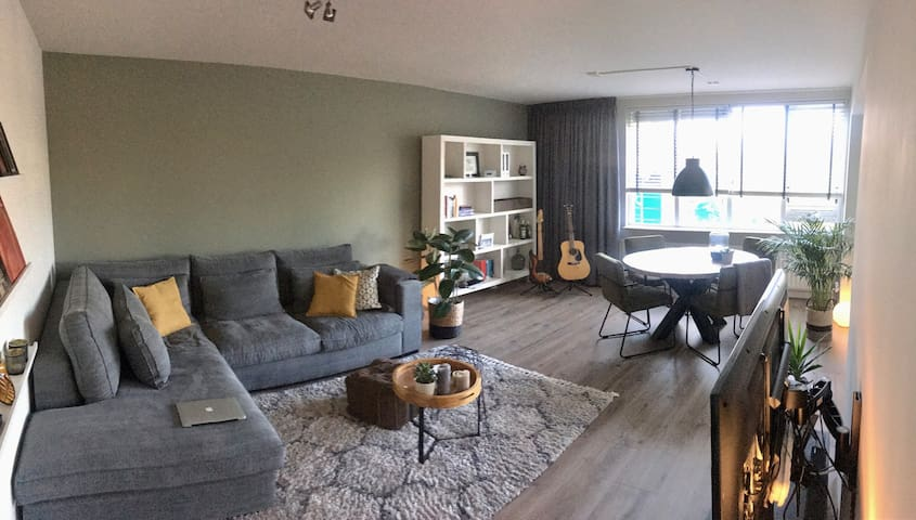 Apartment  in Almere 80m  2pers, near Amsterdam