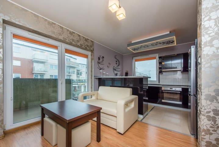 Apartamet Pruszcz Gdański