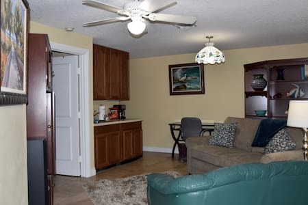 Private 1/1 Equestrian Country Comfort Apartment - West Palm Beach - Lakás