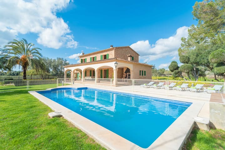 COSTES DE SON PEROT - Villa for 9 people in PINA.