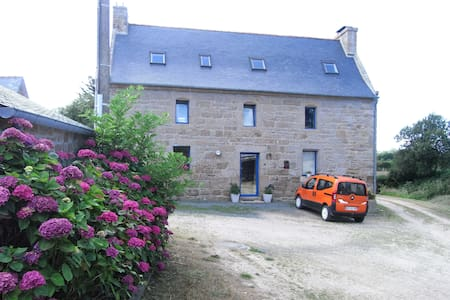 maison ancienne de caractère - Pleumeur-Bodou