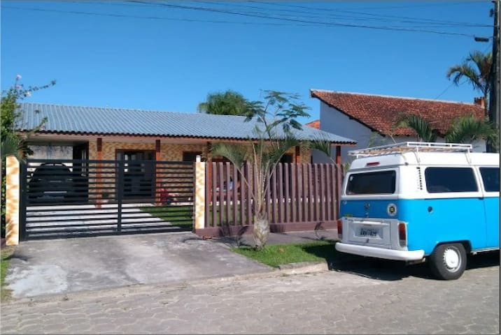 Aerolito Surf House I