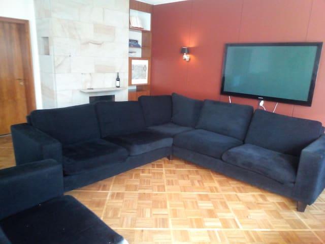 Zimmer in herrlicher Umgebung