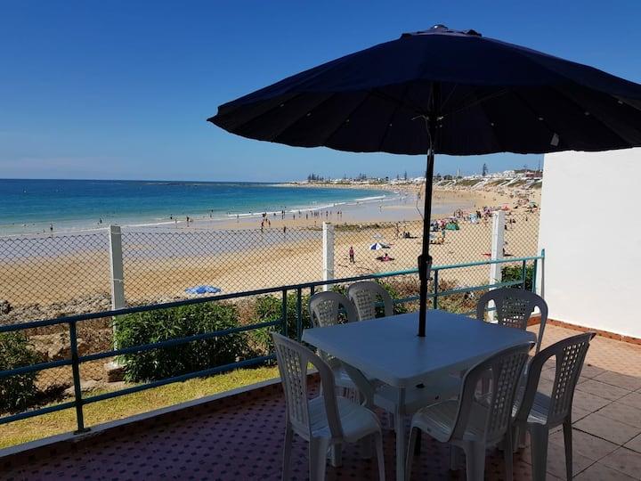 Villa standing + piscine vue imprenable sur la mer