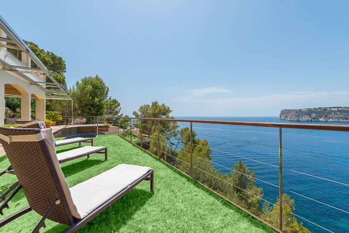 BRETHTAKING VIEWS' VILLA - Andratx - Villa