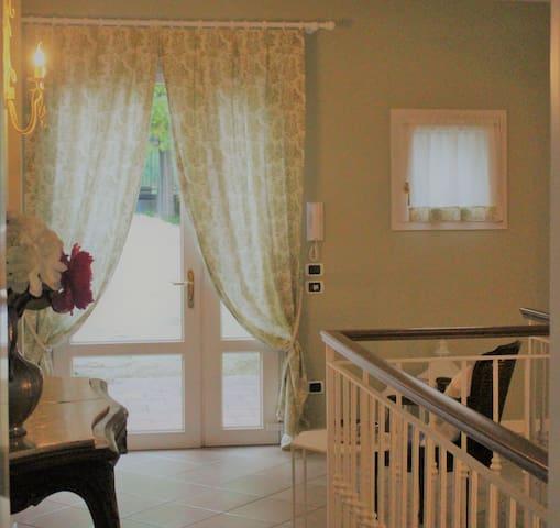 Country House Steffany:ElegantePanoramicaEsclusiva