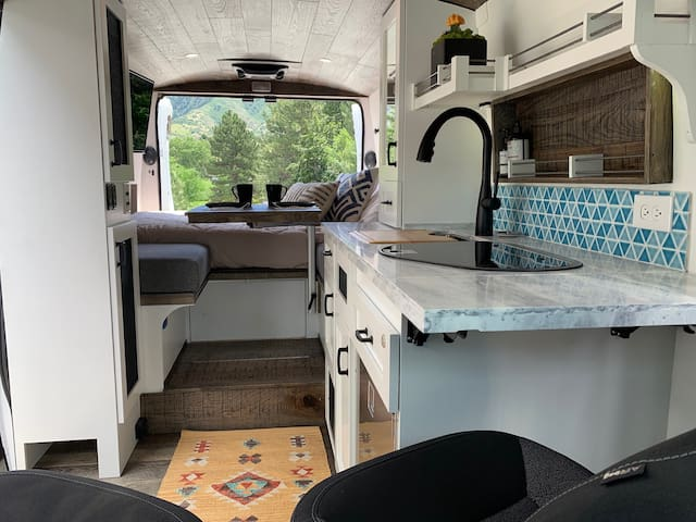 Stay Anywhere with a Luxury Adventure Campervan