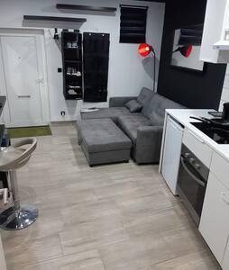 Tout nouveau mini studio moderne