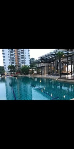 Saville Condo Bangsar South with Infinity Pool