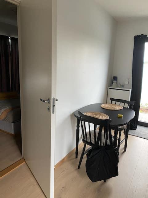Lekker og ny leilighet 10 min unna Dyreparken