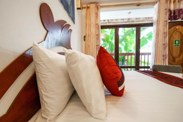 Rasdhoo Stay = Two bedrooms =